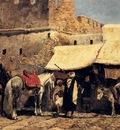 Edwin Lord Weeks In Tangiers