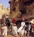 Edwin Lord Weeks Indian Prince And Parade Ceremony