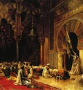 Edwin Lord Weeks Interior Of The Mosque At Cordova
