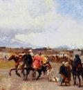 Edwin Lord Weeks Powder Play