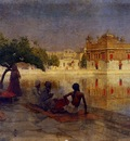 edwin lord weeks the golden temple amritsar