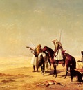 Etienne Billet The Desert Hunt