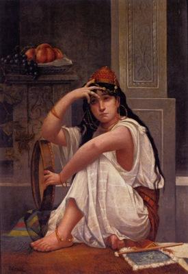 Ettore Cercone Harem Girl