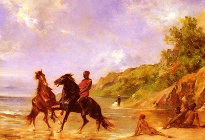 Eugene Fromentin On The Nile