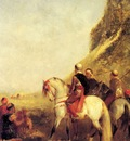 Eugene Fromentin Arabs Hunting