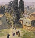 Fausto Zonaro A Village