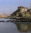 Fausto Zonaro Marmara Sea