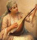 Fausto Zonaro Playing Music