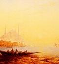 Felix Ziem Constantinople