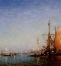 Felix Ziem The Grand Conal Venice
