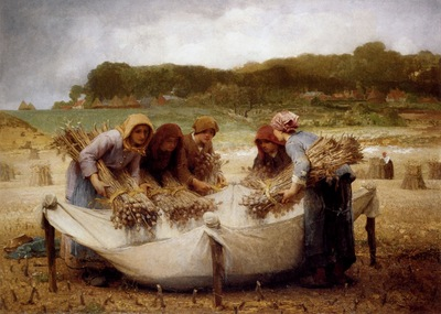 Francois Laugee Desire The Poppy Harvest