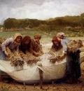 Francois Laugee Desire The Poppy Harvest