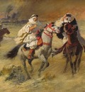 Frederick Arthur Bridgman Sandstorm