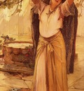 Frederick Arthur Bridgman Spanish Lady