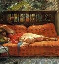 Frederick Arthur Bridgman The Siesta