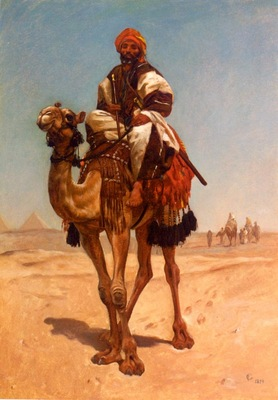 Frederick Goodall An Egyptian Nomad