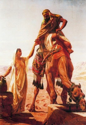 Frederick Goodall La Porte Du Desert