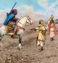 Giulio Rosati A Desert Camp