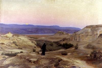 Gustav Bauernfeind Desert