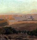 Gustav Bauernfeind Jerusalem