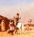 Gustave Clarence Rodolphe Boulanger Est Un Emir