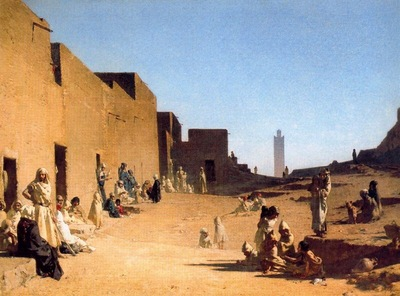 Gustave Guillaumet Algeria