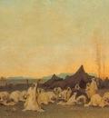 Gustave Guillaumet The Sahara