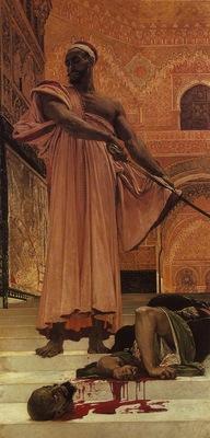 Henri Regnault Execution