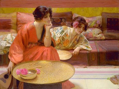 Henry Siddons Mowbray Idle Hours