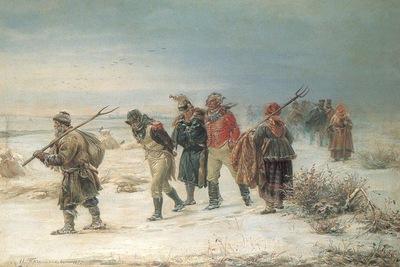 Illarion Prianishnikov The Winter