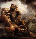 James Northcote Tiger Hunting