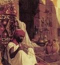 Jean Jules Antoine Lecomte Du Nouy Opium Smoker
