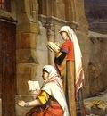 Jean Jules Antoine Lecomte Du Nouy Tombeau De La Vierge