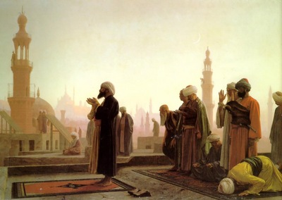 Jean Leon Gerome Prayer In Cairo
