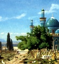 Jean Leon Gerome Field Of Rest