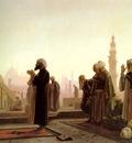 Jean Leon Gerome Prayer In Cairo
