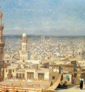 Jean Leon Gerome View Of Cairo
