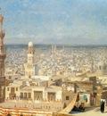 Jean Leon Gerome View Of Cairo