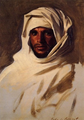 John Singer Sargent A Bedouin Arab