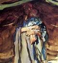 John Singer Sargent Bedouin Mother