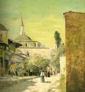 Leonardo De Mango A Street