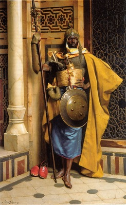 Ludwig Deutsch The Palace Guard