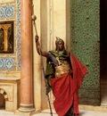 Ludwig Deutsch A Nubian Guard