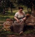 Priou Louis Maternite Champetre Resting