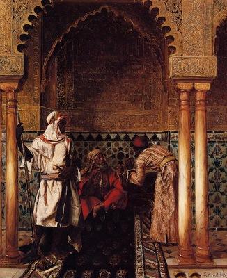 Rudolf Ernst An Arab Sage