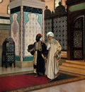 Rudolf Ernst After Prayer