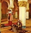 Rudolf Ernst Evening Prayer