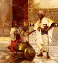 Rudolf Ernst In The Alhambra