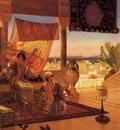 Rudolf Ernst The Terrace