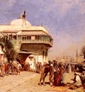 Thompson Alfred Wordsworth The Port Of Algiers